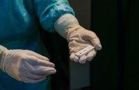 За добу в Києві з ковідом госпіталізували 112 осіб