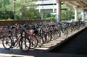 У жовтні в Києві з'являться нові велопарковки