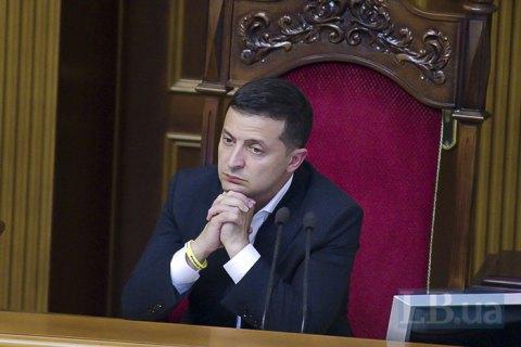 Зеленский 2 сентября встретится с новыми министрами