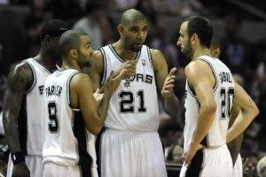 НБА: Сан-Антонио начинает серию с победы