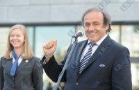 Платіні втретє переобрали президентом УЄФА