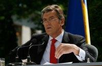 Ющенко привітав українців з об'єднанням правих партій