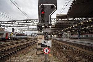 У Бельгії триває загальний страйк залізничників