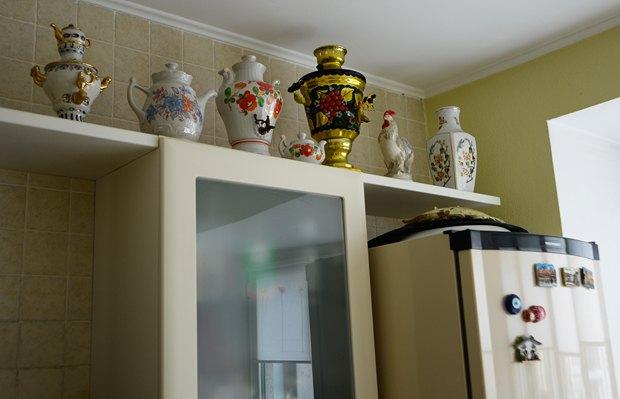 Наша собеседница пробовала собирать самовары и чайники, но затем задумалась о целесообразности подчинять свою жизнь коллекционированию вещей