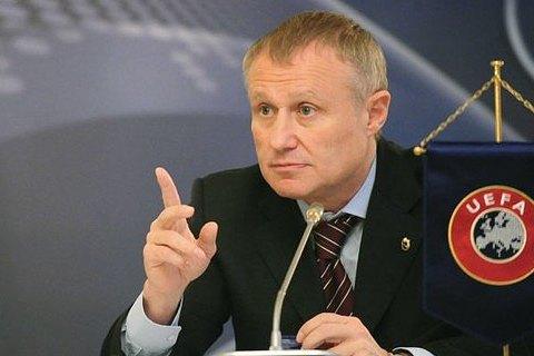 Суркіс не буде балотуватися в президенти УЄФА