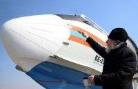 У Таганрозі випробували літак для ВМФ РФ з українським двигуном