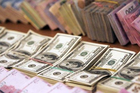 Нацбанк констатує падіння попиту на іноземну валюту