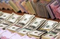 Нацбанк конститирует падение спроса на иностранную валюту