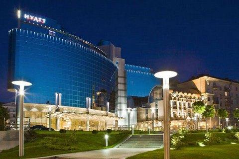 В киевском Hyatt двое южноафриканцев отравились устрицами