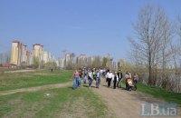 Суд скасував рішення Київради про створення скверу на Осокорках
