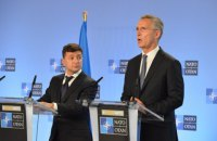 Генсек НАТО виступить у Верховній Раді