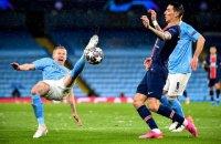 """""""Манчестер Сіті"""" встановив рекорди для англійських команд у Лізі чемпіонів"""