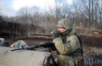 Военные улучшили позиции на одном из участков на Донбассе