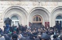 """""""Парламент"""" Абхазії закликав """"президента"""" піти у відставку"""