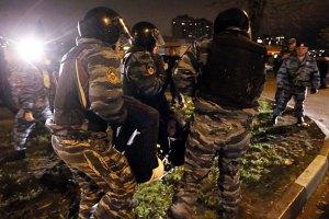 В Москве арестовали украинца за погромы в московском Бирюлево