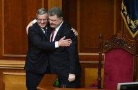 Коморовський ратифікував спрощення малого прикордонного руху з Україною