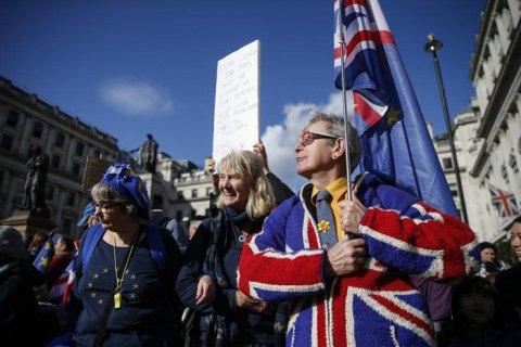 Суперсуббота: Британский парламент провалил решающее голосование по Brexit