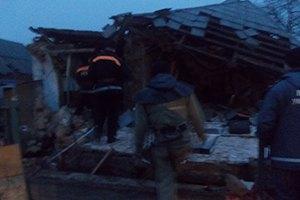 У Первомайську в приватному будинку вибухнув газ