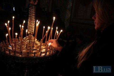 ПЦУ согласилась ограничить присутствие людей на богослужениях на период карантина