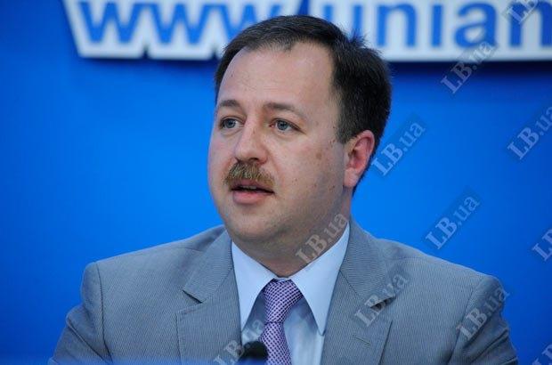 """И. о. главы правления """"Имексбанка"""" Юрий Граматик"""