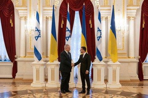 Україна і Ізраїль домовилися про розширення ще не діючої зони вільної торгівлі