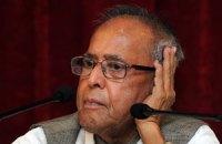 Екс-міністра фінансів обрано новим президентом Індії