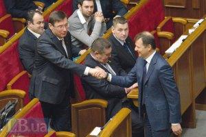 Луценко анонсував перестановки в Кабміні