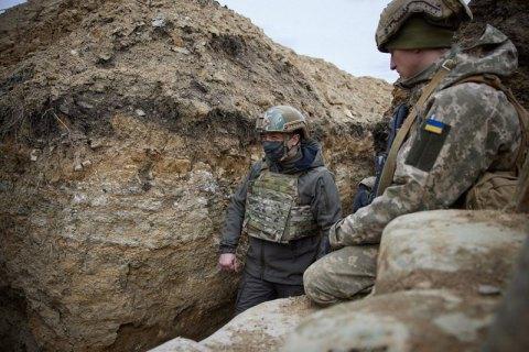 """Зеленський закликав США довести """"не на словах"""", що вони хочуть бачити Україну в НАТО"""