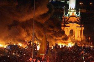 На Майдані вимкнули світло