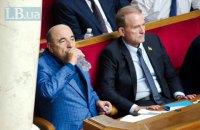 Зеленський: партія Медведчука фінансується кешем із-за кордону