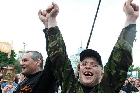 """Террористы  """"ДНР"""" решили сделать русский язык единым """"государственным"""""""