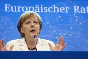 Меркель: Німеччина виступає за збереження євро