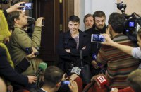 Надія Савченко є ключовим елементом у грі російських спецслужб