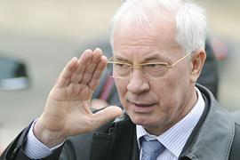 Азаров: 40 тыс. предпринимателей под Радой - это демократия