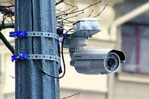 У Дніпропетровську за людьми пильнуватимуть камери відеоспостереження