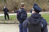 У Львові виписали перший штраф за прогулянку в парку