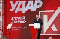 УДАР заявляє про тиск на столичну владу через обшуки у Палатного та в КМДА