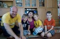 За 10 лет в Украине усыновили более 27 тыс. детей-сирот