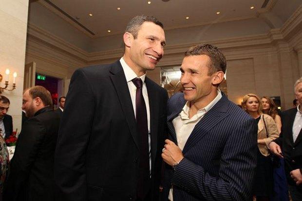 Виталий Кличко и Андрей Шевченко должны стать не единственными узнаваемыми украинскими спортсменами