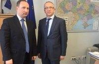 Голова Харківської ОДА зустрівся з послом ЄС в Україні