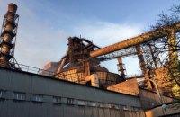 На металлургическом комбинате в Кривом Роге разлили 40 тонн чугуна