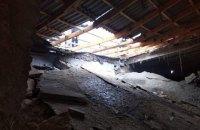На Миколаївщині на території школи вибухнув котел, чоловіка, який опинився під завалами, витягнули (оновлено)