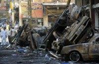 В Тель-Авиве у здания Минобороны взорвался автомобиль