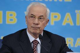 Азаров мечтает о сотрудничестве с оппозицией