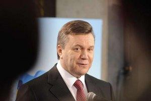 """Янукович летит на саммит """"Восточного партнерства"""""""