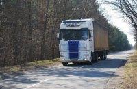 Киев с 18 мая ограничит въезд грузовиков из-за пробок