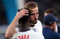 В Англії розпочався расистський шабаш проти чорношкірих гравців, які не реалізували пенальті у фіналі Євро-2020