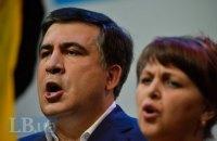 """Социологи назвали потенциальный рейтинг """"блока Саакашвили"""""""