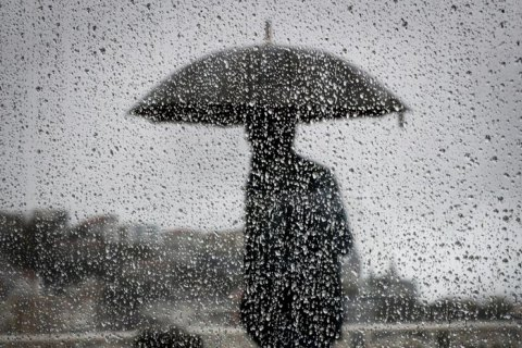 У неділю в Києві дощ, до +10 градусів