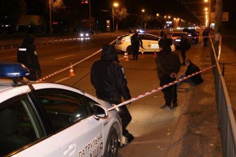В Днепре на шоссе произошла стрельба: двух человек задержали